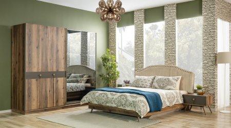 Antik Yatak Odası