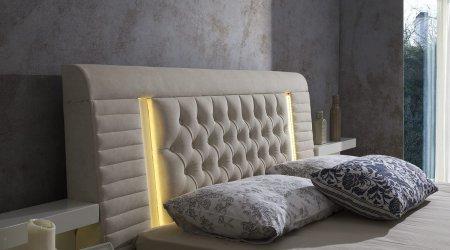 Alfa Bazalı Yatak Odası Takımı