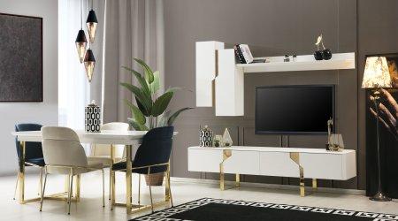 Zen Tv Ünitesi Gold