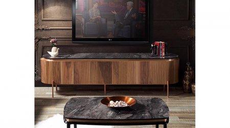 Tesla Tv Sehpası
