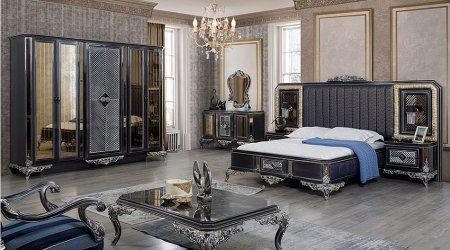Siyah İnci Yatak Odası