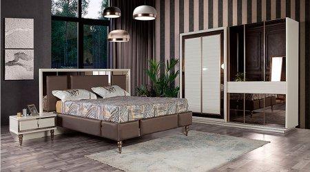 Berfin Bazalı Yatak Odası